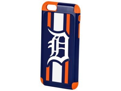 Detroit Tigers Iphone 6 Dual Hybrid Case