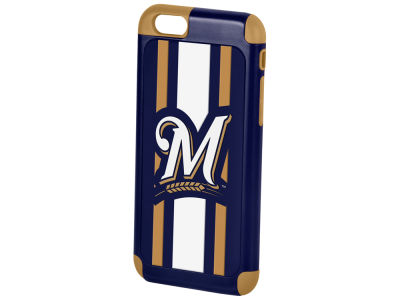 Milwaukee Brewers Iphone 6 Dual Hybrid Case
