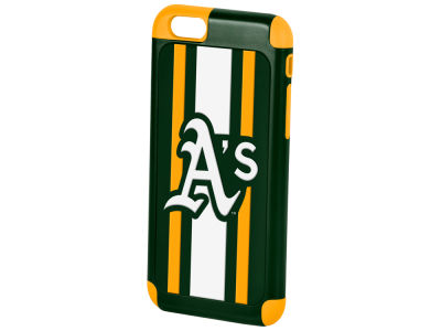 Oakland Athletics Iphone 6 Dual Hybrid Case