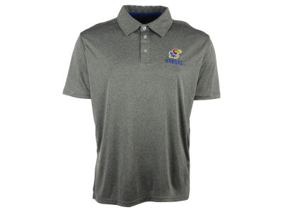 Kansas Jayhawks NCAA Men's Yogo Polo Shirt
