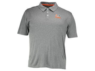 Miami Hurricanes NCAA Men's Yogo Polo Shirt