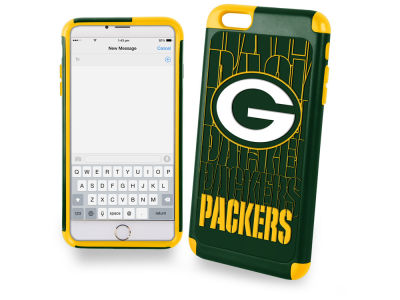 Green Bay Packers iphone 6 Plus Dual Hybrid Case