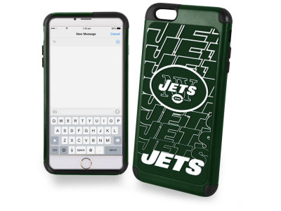 New York Jets iphone 6 Plus Dual Hybrid Case