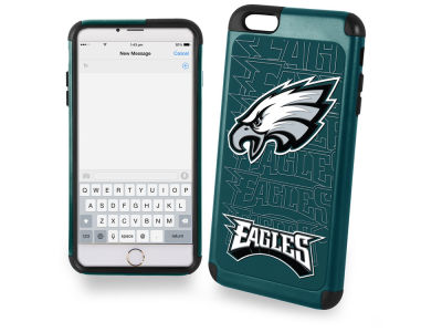 Philadelphia Eagles iphone 6 Plus Dual Hybrid Case