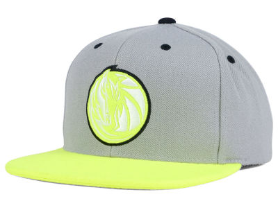 Dallas Mavericks Mitchell and Ness NBA Big Venus Snapback Cap