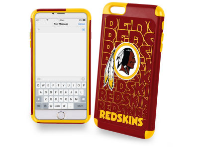 Washington Redskins iphone 6 Plus Dual Hybrid Case