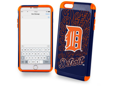 Detroit Tigers iphone 6 Plus Dual Hybrid Case