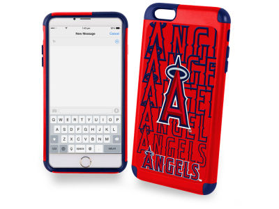Los Angeles Angels iphone 6 Plus Dual Hybrid Case