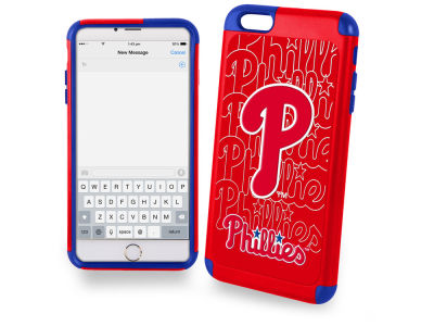 Philadelphia Phillies iphone 6 Plus Dual Hybrid Case