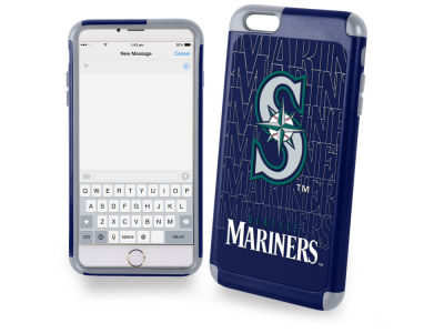 Seattle Mariners iphone 6 Plus Dual Hybrid Case