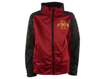 Iowa State Cyclones Nike NCAA Youth Fly Speed Knit Jacket