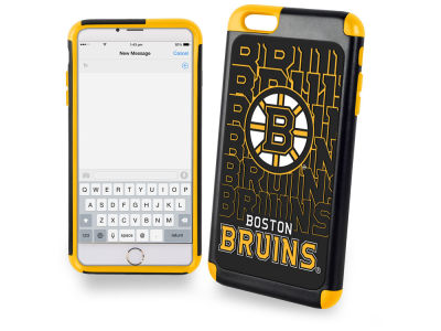Boston Bruins iphone 6 Plus Dual Hybrid Case