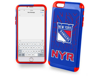 New York Rangers iphone 6 Plus Dual Hybrid Case