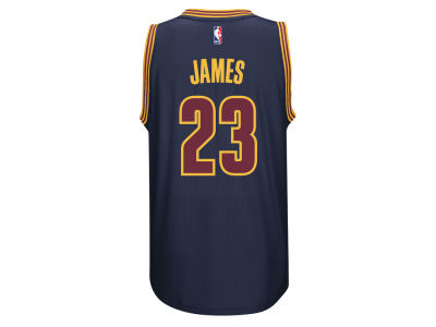 Cleveland Cavaliers LeBron James adidas NBA Men's New Swingman Jersey