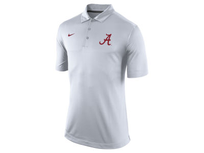 Alabama Crimson Tide Nike NCAA Mens Elite Coaches Polo Shirt