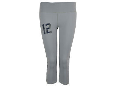 Seattle Seahawks NFL Women's 12th Man Yoga Capri Leggings