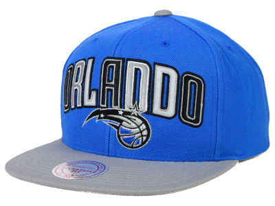Orlando Magic Mitchell and Ness NBA Big Poppin Snapback Cap