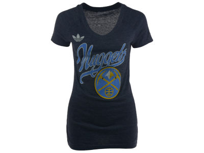 Denver Nuggets adidas NBA Women's Fast Break T-Shirt