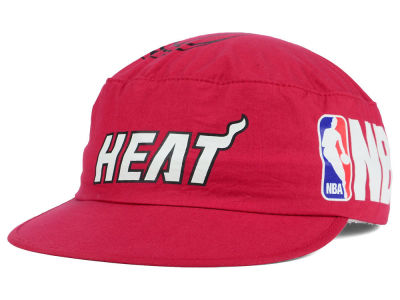 Miami Heat Mitchell and Ness NBA Painters Cap