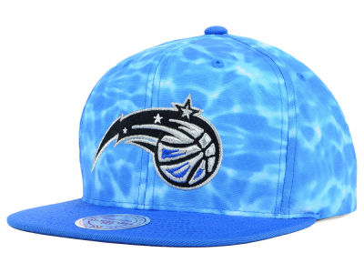 Orlando Magic Mitchell and Ness NBA Big Wave Snapback Cap