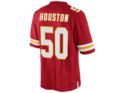 Kansas City Chiefs Justin Houston Nike NFL Men's Limited Jersey