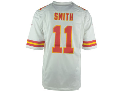 Kansas City Chiefs Alex Smith Nike NFL Men's Limited Jersey