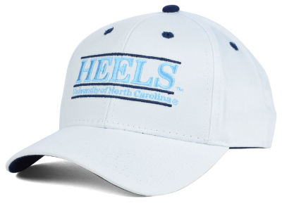 North Carolina Tar Heels NCAA Classic Game 3 Bar Cap