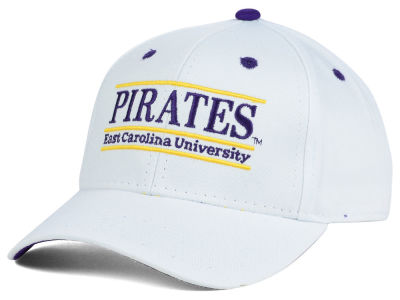 East Carolina Pirates NCAA Classic Game 3 Bar Cap