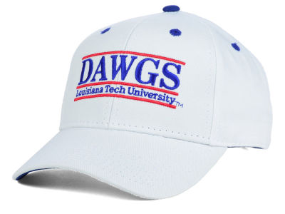 Louisiana Tech Bulldogs NCAA Classic Game 3 Bar Cap