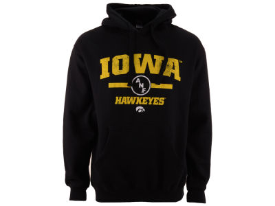 Iowa Hawkeyes NCAA Youth ANF Bar Hoodie