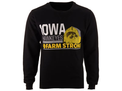 Iowa Hawkeyes NCAA Men's Farm Strong T-Shirt