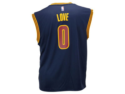 Cleveland Cavaliers Kevin Love adidas NBA Rev 30 Replica Jersey