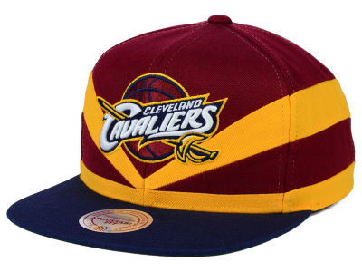 Cleveland Cavaliers Mitchell and Ness NBA Slasher Snapback Cap