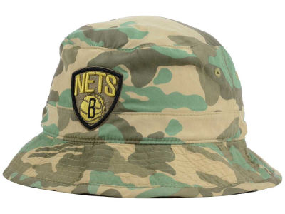 Brooklyn Nets Mitchell and Ness NBA Ambush Bucket
