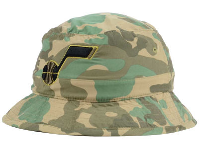 Utah Jazz Mitchell and Ness NBA Ambush Bucket