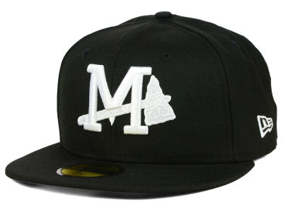 Mississippi Braves New Era MiLB B-Dub 59FIFTY Cap