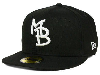 Myrtle Beach Pelicans New Era MiLB B-Dub 59FIFTY Cap