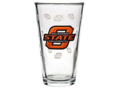 Oklahoma State Cowboys 16oz Color Changing Pint Glass
