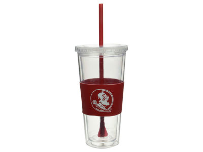 Florida State Seminoles 22oz. Tumbler with Straw