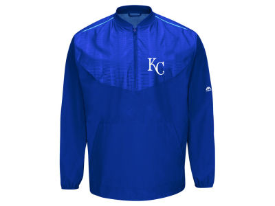Kansas City Royals Majestic MLB Men's AC Training Jacket