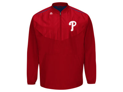 Philadelphia Phillies Majestic MLB Men's AC Training Jacket