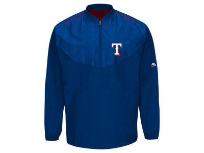 Texas Rangers Majestic MLB Men's AC Training Jacket