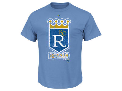 Kansas City Royals MLB Men's Cooperstown League Supreme T-Shirt