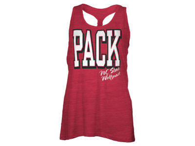 North Carolina State Wolfpack NCAA Women's Knobi Chelsea Tank