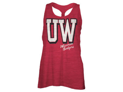 Wisconsin Badgers NCAA Women's Knobi Chelsea Tank