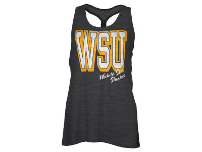 Wichita State Shockers Pressbox NCAA Women's Knobi Chelsea Tank