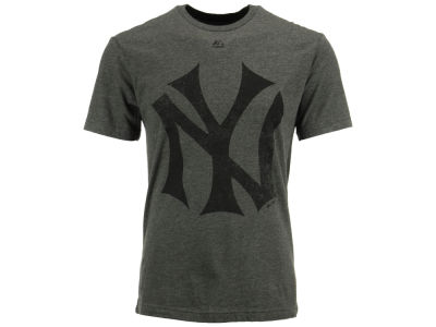 New York Yankees Majestic MLB Men's Leadoff Cooperstown T-Shirt