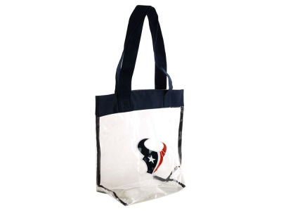 Houston Texans Clear Tote Bag