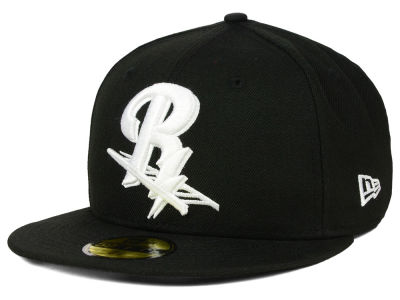 Scranton Wilkes-Barre RailRiders New Era MiLB B-Dub 59FIFTY Cap