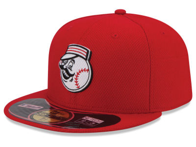 Cincinnati Reds New Era MLB Diamond Era 59FIFTY Cap
